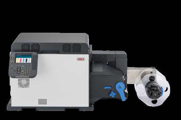 Pro1050(5 Farben) Drucker und Abroller (230 V C)