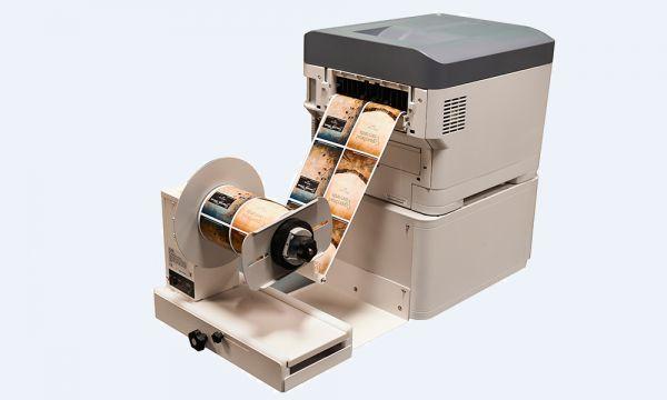 UniNet iColor 700 - A4 Etikettendrucker