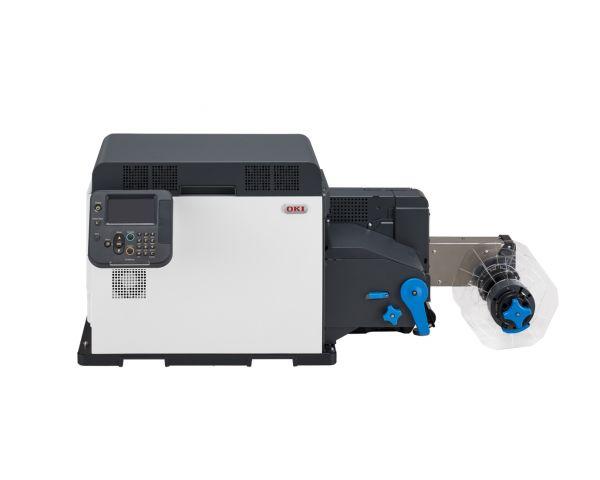 Pro1040(4 Farben) Drucker und Abroller (230 V C)