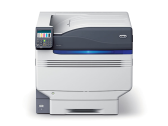 OKI Pro9541WT 5-Farben-Transferdruck