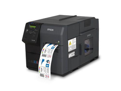 C7500 Epson ColorWorks Farb-Etikettendrucker